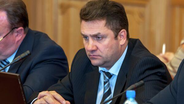 Андрей Гудовский, заместитель мэра Новосибирска, архивное фото