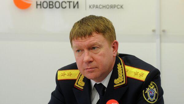 Игорь Напалков, руководитель ГСУСК по Красноярскому краю