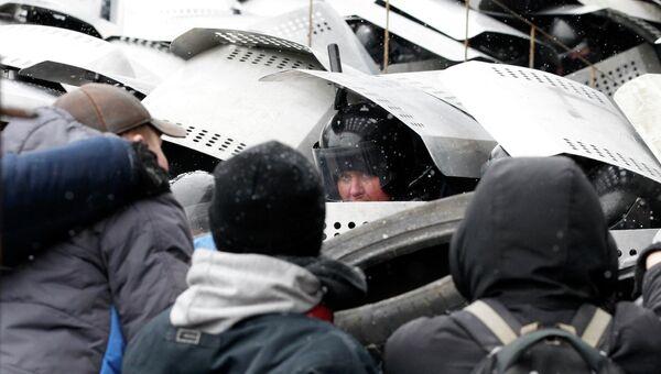 Ситуация в Киеве, архивное фото