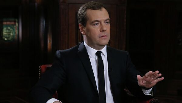 Интервью Д.Медведева телекомпании CNN
