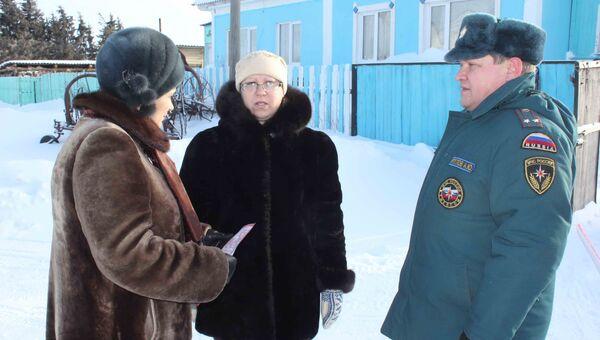 Особый режим введен в Шегарском районе Томской области после пожара
