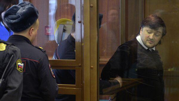 Заседание суда по делу об убийстве Анны Политковской, архивное фото