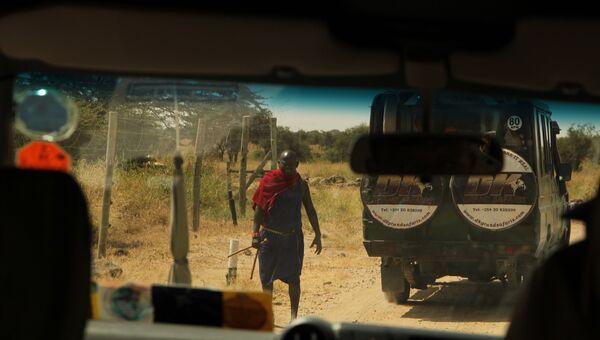 Кения. Архивное фото