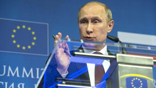 Встреча на высшем уровне Россия – Европейский союз в Брюсселе. Фото с места событий