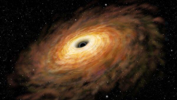 Галактика с активным ядром