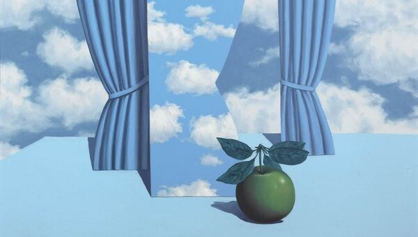 Рене Магритт. Прекрасный мир