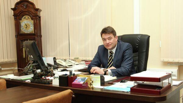 Профессор Андрей Каприн. Архивное фото