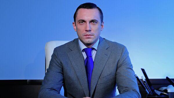 Алексей Криворучко, архивное фото