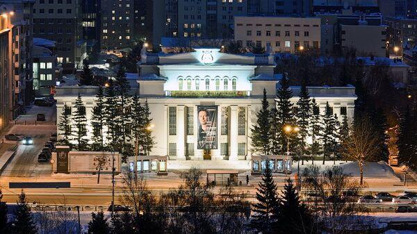 Камерный зал Новосибирской государственной филармонии. Архивное фото