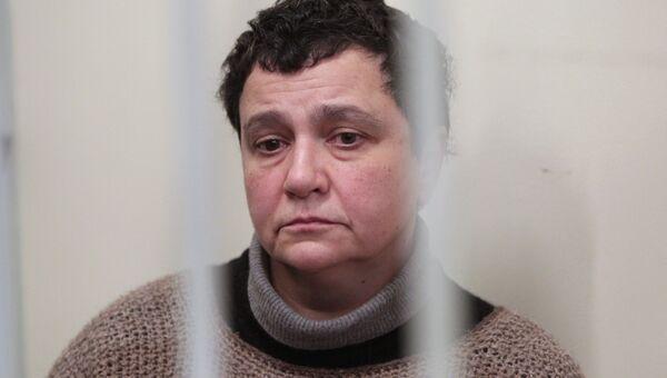 Судебное  заседание по делу Елены Баснер. Архивное фото