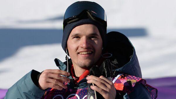 Олимпиада 2014. Сноуборд. Мужчины. Слоупстайл. Квалификация, событийное фото