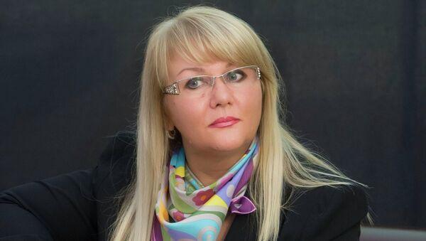 Заместитель мэра Сочи Ирина Романец