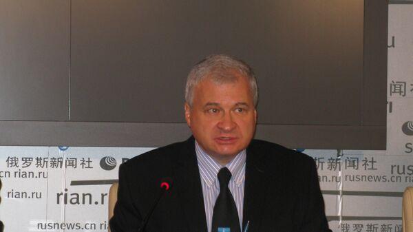 Посол России в КНР Андрей Денисов