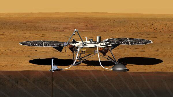 Зонд InSight в 2016 году отправится исследовать внутреннюю структуру Марса. Архивное фото