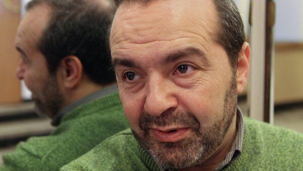 Писатель Виктор Шендерович. Архивное фото