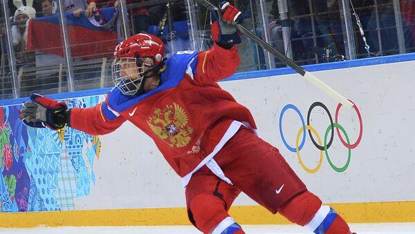 Ия Гаврилова (Россия). Архивное фото