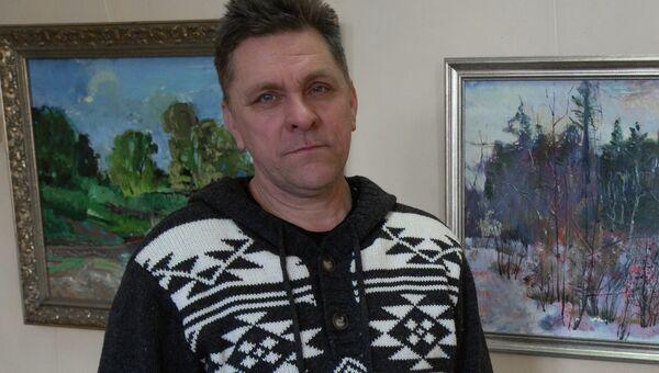 Руководитель организации Благое дело Геннадий Антропов