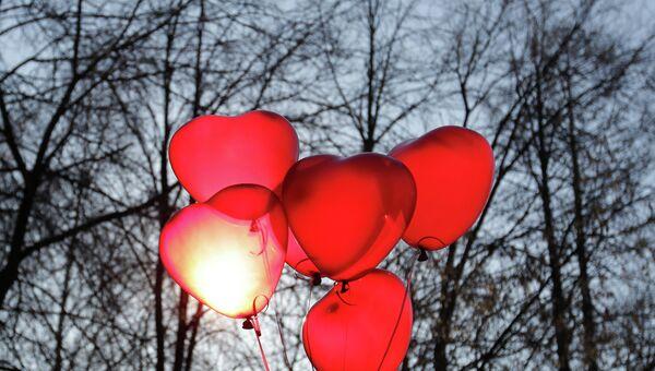 Воздушные шары, архивное фото