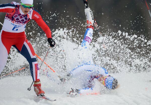 Олимпиада 2014. Лыжные гонки. Мужчины. Спринт
