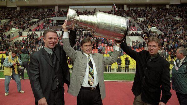 Почетный приз северо-американского хоккея Кубок Стенли