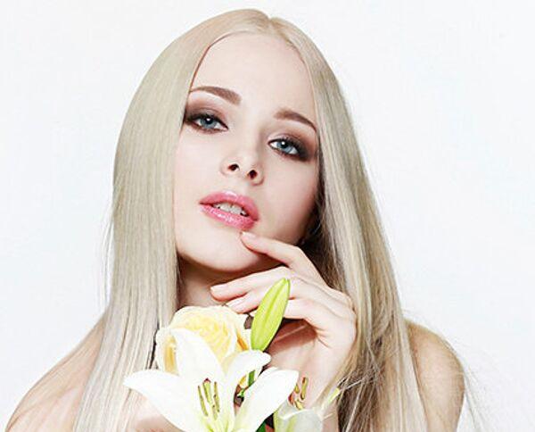 Модель из Владивостока Оксана Чижова вышла в финал национального конкурса Мисс Россия 2014 года