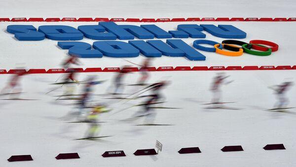 Олимпиада 2014. Фото с места события