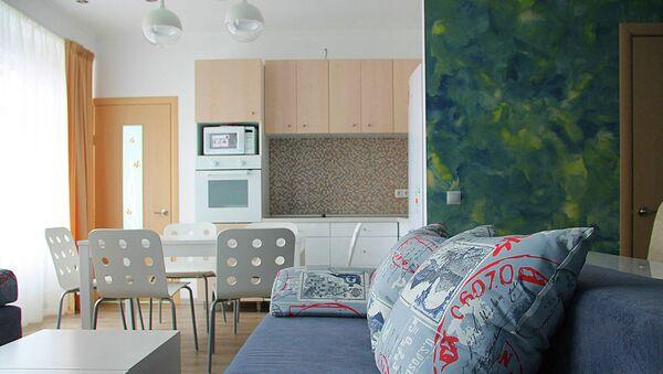 Квартира для самостоятельной жизни в новосибирском детдоме
