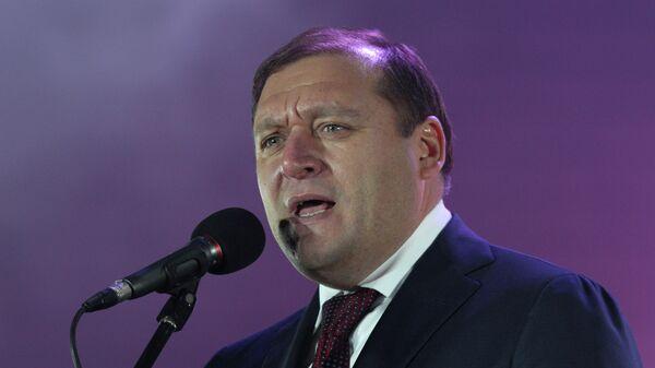 Михаил Добкин. Архивное фото