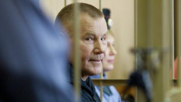 Экс-глава СХК Владимир Короткевич во время судебного заседания, архивное фото