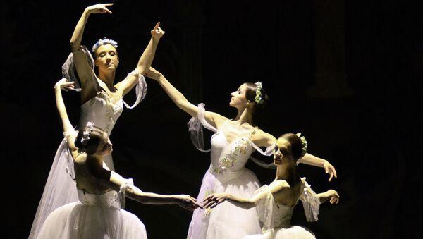 Артисты Театра балета им. Леонида Якобсона. Архивное фото