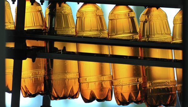 Пластиковые бутылки, архивное фото