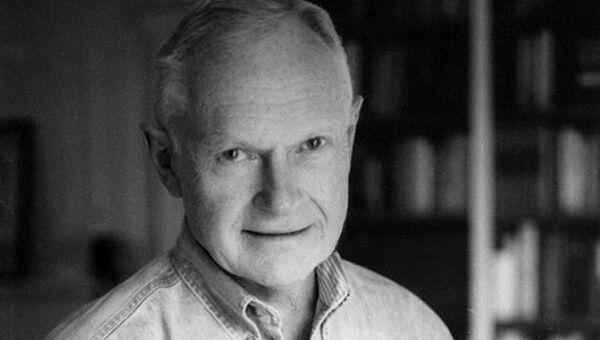 Писатель Шервин Нуланд, архивное фото
