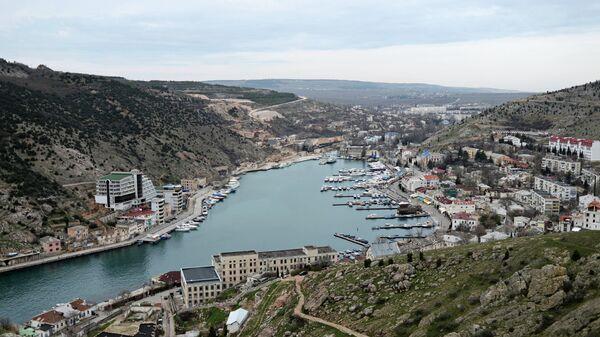 Города юго-западного побережья Крымского полуострова, архивное фото