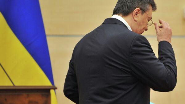 Виктор Янукович, архивное фото