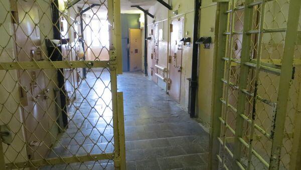 Следственный изолятор в Приморье. Архивное фото