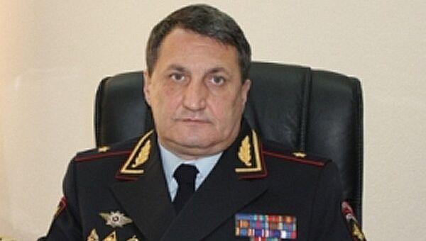 Начальник УМВД России по Сахалинской области генерал-майор полиции Владислав Белоцерковский