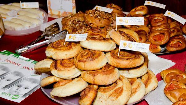 Кулинарный благотворительный фестиваль Плюшки-ватрушки, 2013 год