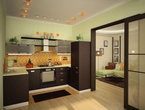 Как сделать кухню модной, удобной и оригинальной