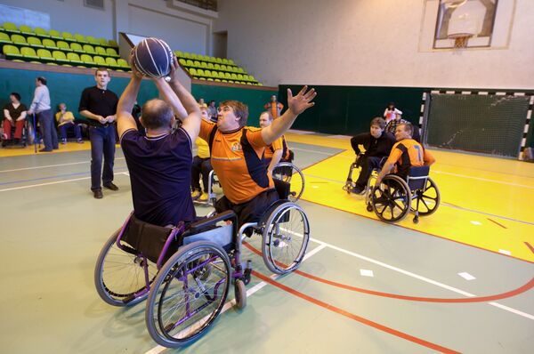 Открытый Кубок Сочи среди людей с ограниченными возможностями