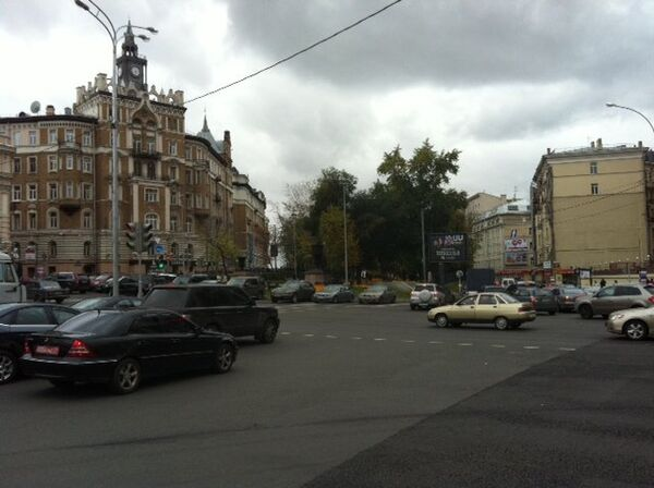 Сретенский бульвар 6