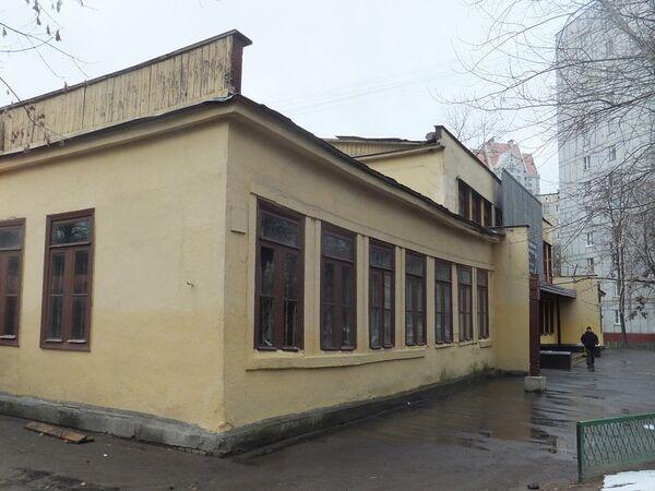 ДК Октябрь в Москве