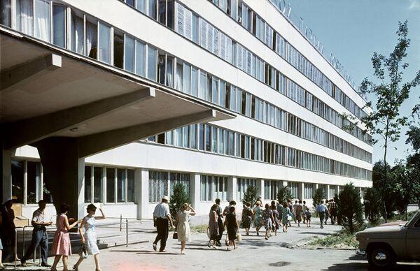 Здание конструкторского бюро