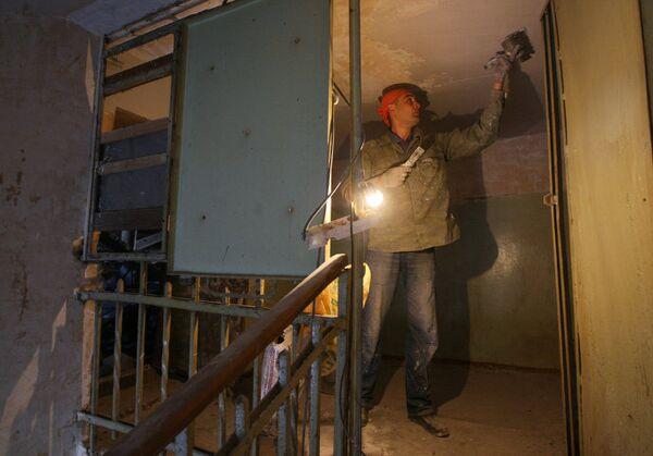Капитальный ремонт здания городской детской клинической больницы в Новосибирске