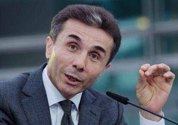 Грузинский миллиардер Бидзина Иванишвили