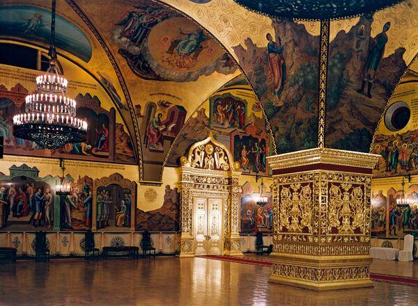 Грановитая палата в Большом Кремлевском дворце
