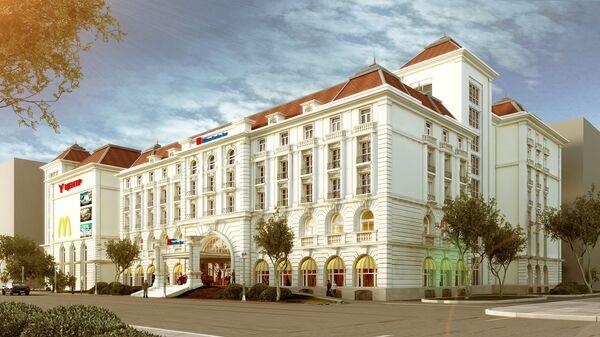 Проект отеля Hilton Garden Inn Ulyanovsk
