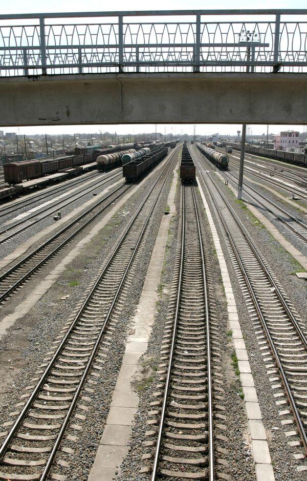 Железнодорожный узел=