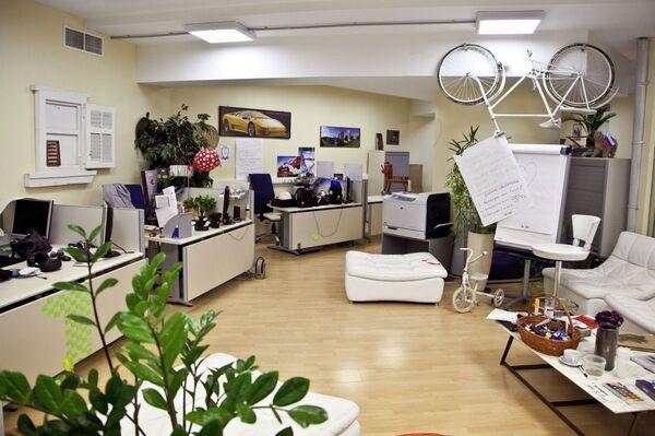 Самые креативные офисы Москвы