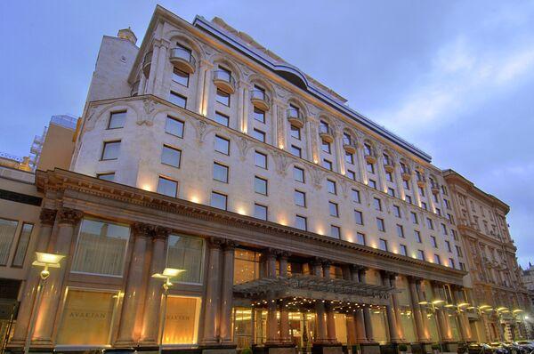 Park Hyatt Ararat Moscow