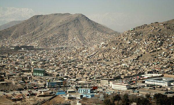 Кабул. Архивное фото